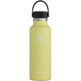 Hydro Flask Standard Mouth Drinkfles met standaard Flex Cap 532ml, pineapple